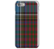 01563 Anderson (Highland Society of London) Family/Clan Tartan iPhone Case/Skin