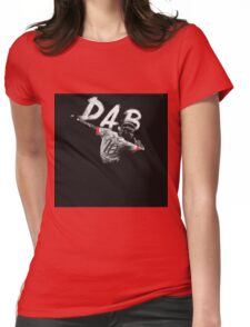 PAUL POGBA DAB Womens Fitted T-Shirt