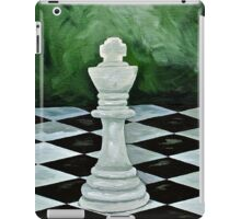The King Stands Alone  iPad Case/Skin