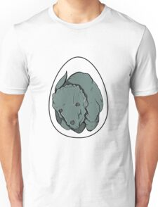 Baby Triceratops Egg Unisex T-Shirt