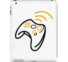gamer console iPad Case/Skin