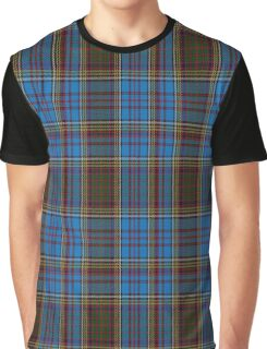 01562 Anderson (Coulson Bonner #2) Family/Clan Tartan Graphic T-Shirt