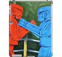 The Twelfth Round  iPad Case/Skin