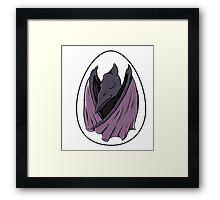 Baby Pteranodon Framed Print