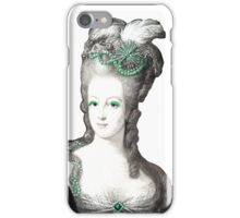 Marie Antoinette, French Queen  iPhone Case/Skin