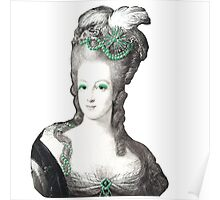 Marie Antoinette, French Queen  Poster