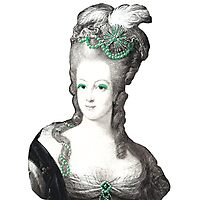 Marie Antoinette, French Queen  Photographic Print