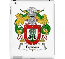 Espinoza Coat of Arms/Family Crest iPad Case/Skin