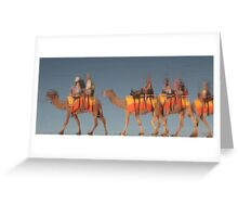 Dreaming  In Broome Greeting Card