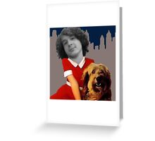 Annie X Greeting Card