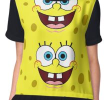 Spongebob Squarepants Chiffon Top