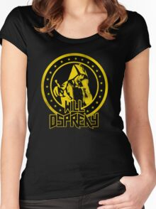 Will Ospreay Women's Fitted Scoop T-Shirt