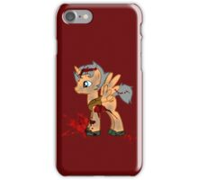 Pony Carol iPhone Case/Skin