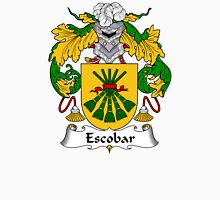 Escobar Coat of Arms/ Escobar Family Crest Unisex T-Shirt