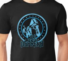 Will Osprey - Blue Unisex T-Shirt