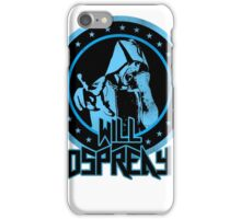 Will Osprey - Blue iPhone Case/Skin