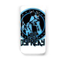 Will Osprey - Blue Samsung Galaxy Case/Skin