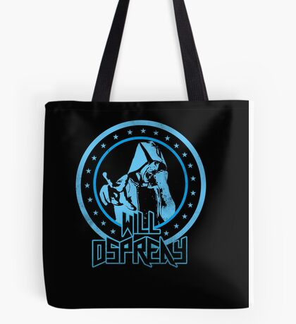 Will Osprey - Blue Tote Bag