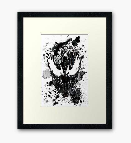 Maximum Carnage Framed Print
