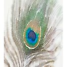 Feather Watercolor by T-ShirtsGifts