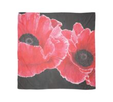 Poppies 4 Scarf