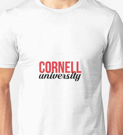 Cornell Unisex T-Shirt
