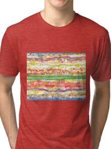 Across the Universe Tri-blend T-Shirt