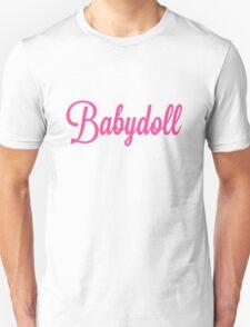 Pink Babydoll Unisex T-Shirt
