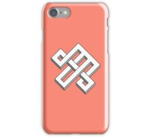 Impossible figure #1 iPhone Case/Skin
