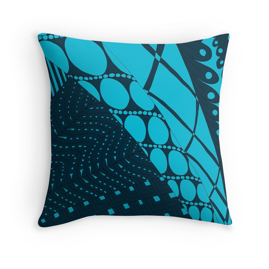 Zen Throw Pillows :