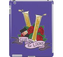 Sherlock - Clue-ing for Looks iPad Case/Skin