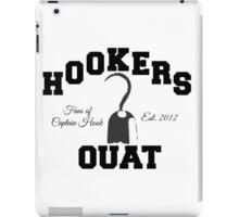 OUAT Hook iPad Case/Skin