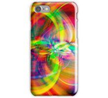 Layered Swirls iPhone Case/Skin