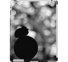 Star Wars VII. BB8 siluette bokeh iPad Case/Skin