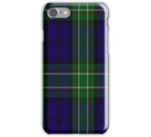 01544 Allen Family Tartan  iPhone Case/Skin
