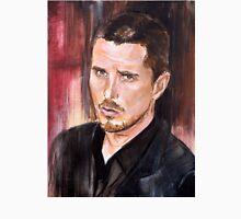 Christian Bale Portrait Unisex T-Shirt