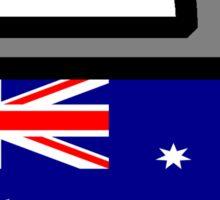 Australia Rocks! - Curling Rockers Sticker