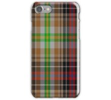 01541 All Breeds Dairy Goats #2 Tartan  iPhone Case/Skin