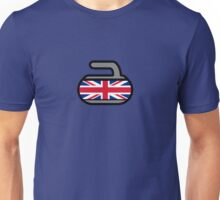 England Rocks! - Curling Rockers Unisex T-Shirt