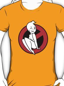 GB-Girl PinUp 1 v2 (Red) T-Shirt