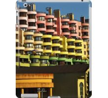 lisbon architecture iPad Case/Skin