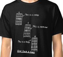 How To Play Guitar Classic T-Shirt