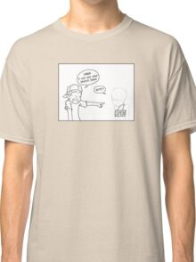 Sketch Lines! Classic T-Shirt