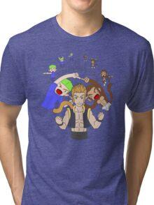 Erin Fusion Tri-blend T-Shirt