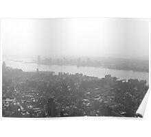 Hudson River Poster