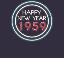 Happy New Year 1959 Unisex T-Shirt