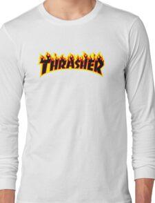 THRASHER Long Sleeve T-Shirt