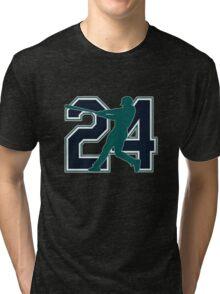 24 - Junior (original) Tri-blend T-Shirt