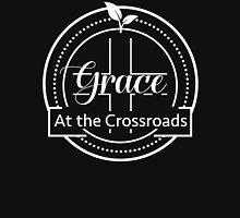 GRACE AT THE CROSSROADS WHITE LOGO Classic T-Shirt