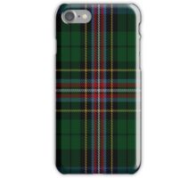 01538 Alison/Allison Tartan iPhone Case/Skin